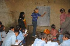 Bir köy öğretmeni olmak