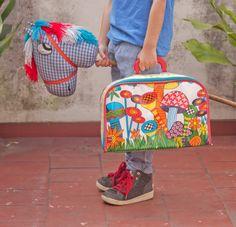 Surtido Hules: Valijitas Infantiles