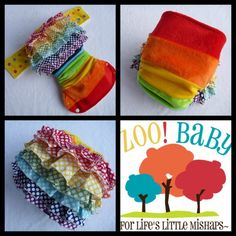Zoo! Baby Modern Cloth Nappy. Rainbow Ruffle RaRa. Great Baby Gift Ideas.