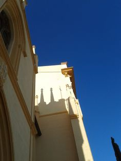 Fachada de la Capilla de los Garelly-Pastor