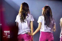Yoona & Jessica