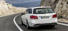 Mercedes-Benz new E 63 AMG is immediately available as a particularly powerful S-model, as well as newly developed, performance-oriented AMG all-wheel drive. Mercedes Amg, E63 Amg, S Models, Automobile, Vehicles, Car, Autos, Sporty, Rolling Stock