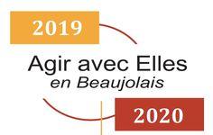 Membre d'Agir avec Elles en Beaujolais Beaujolais, Four, Life Is Good, Cocktails, Company Logo, Desserts, Lunch, Fitness, Fruit Presentation