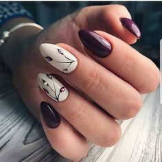 Both long nails and short nails can be fashionable and beautiful by artists. Short coffin nail art designs are something you must choose to try. They are one of the most popular nail art designs. Today, in this article, we have collected 40 stylish Nail Art Designs, Nail Designs Spring, Nails Design, Round Nail Designs, Design Art, Design Ideas, Spring Nail Art, Spring Nails, Summer Nails