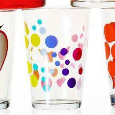 Bubbles 8-oz. Juice Tumblers