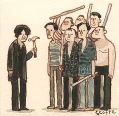 Scott Lava's The Great Showdown, Oldboy (2003)