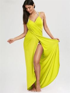 7cf1384bfc5 Long Beach Maxi Wrap Dress. Fashion NightFashion OverWomen s ...
