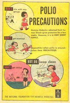 Polio Precautons