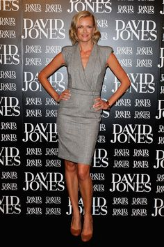 Sarah Murdoch Day Dress