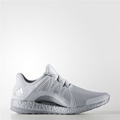 117c4be81 Adidas PureBOOST Xpose Shoes (Clear Grey   Running White   Mid Grey) Adidas  Men
