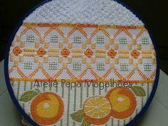 Cross Stitch Kitchen, Swedish Weaving, Darning, Bargello, Kitchen Towels, Diy And Crafts, Crochet, Irene, Needlework
