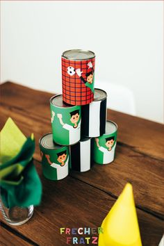 great games for little football fans – your perfect theme birthday – even if … - Kinderspiele Kids Soccer, Soccer Fans, Play Soccer, Football Fans, Soccer Players, Soccer Theme, Football Birthday, Birthday Bash, Birthday Ideas