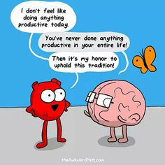 Brain and Heart.