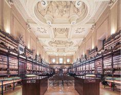 Biblioteca Vallicelliana, em Roma www.franckbohbot.com