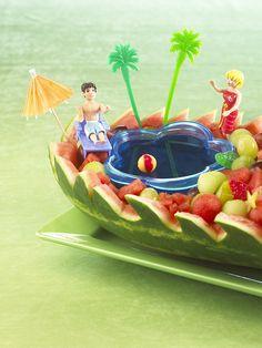 Watermelon Beach Party