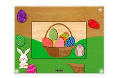 A cool Easter app for kids that's a fun addition to your arsenal of holiday weekend activities