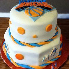 Grooms cake NY Knicks