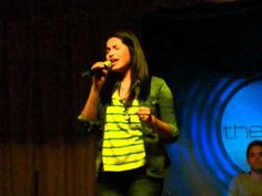 Marisol Meneses en NOW 2012 #2