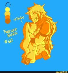 #RWBY, #freezerburn, #Weiss, #yang
