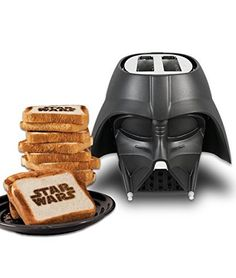 Star Wars Gifts for Him: Darth Vader Toaster @ Amazon