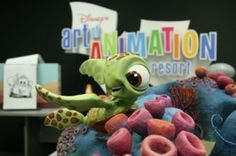 I can't wait to stay at Disney Art of Animation!