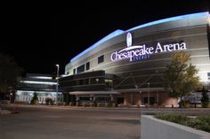 Chesapeake Energy Arena, Oklahoma City OK