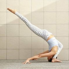 standing splits variation | yoga