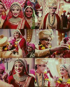 Couple Wedding Dress, Pre Wedding Photoshoot, Wedding Pics, Wedding Couples, Cute Couples, Cutest Couple Ever, Cute Love Couple, Big Fat Indian Wedding, Indian Bridal