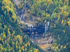 Valle de Pineta, Parque Nacional de Ordesa y Monte Perdido, Pirineos de Huesca, Aragon, España