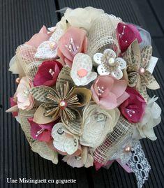 bouquet de mariée school 5