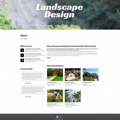 Describe this design with a single word!   Landscape Design Alive WordPress Theme CLICK HERE!  http://cattemplate.com/template/?go=2ra2nqF  #templates #graphicoftheday #websitedesign #websitedesigner #webdevelopment #responsive #graphicdesign #graphics #websites #materialdesign #template #cattemplate #shoptemplates