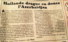 QUOI ? #Hollande fraye toujours avec les dictatures ? Non ? Si !