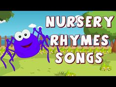 ▶ Itsy Bitsy Spider | Incy Wincy Spider and BEST Nursery Rhymes Songs | Baby Songs - YouTube