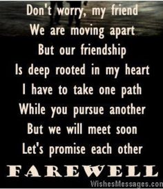 Moving Away Quotes Alluring Goodbye Quotes For Friends Moving Awayquotesgramquotesgram