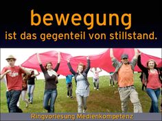 bewegung. Bewegung ist das gegenteil von stillstand.    Help learning and memorize German vocabulary with images or  Bildwörter. Create or add your own word pin and tag it with #germanmems so we can add it to the Mems board. Aprender vocabulario alemán. Alemão.