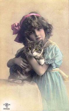 Vintage Postcard ~