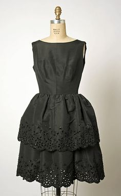 Balenciaga Cocktail Dress, 1959-63