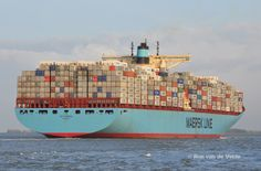 Maersk Line, Cargo Container, Shipping Company, Water Crafts, Paddle, Sailing Ships, Shipping Containers, Shipping Boxes, Frases