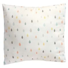 Image of New ! Coussin 30x30 / Gouttes
