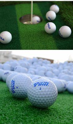 PGM007 Free Shipping 5PCS Golf Game Balls Two Layers High-Grade 2nd half game Golf Ball Wholesale Direct Manufacturer Golf Balls | #GolfBalls