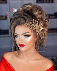 Long Bridal Hair, Bridal Hair Buns, Bridal Hairdo, Long Hair Wedding Styles, Elegant Wedding Hair, Bridal Hair And Makeup, Hair Makeup, Long Hair Styles, Braided Hairstyles Tutorials