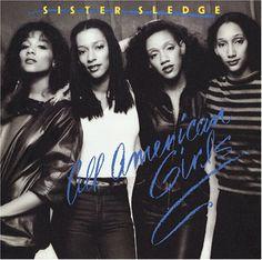 Funk-Disco-Soul-Groove-Rap: Sister-Sledge---All-American-Girls-(1981)