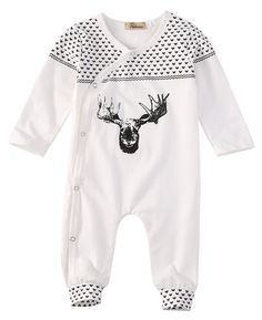 "Like and Share if you want this  Unisex Infant Long Sleeve Cute Christmas Romper     Tag a friend who would love this!     FREE Shipping Worldwide.     SAVE Big! Enjoy additional 10% OFF on every purchase for all items! Use the promo code ""XMAS17"" upon checkout.     Buy one here---> http://hisandhertrove.com/unisex-infant-long-sleeve-cute-christmas-romper/"