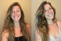 Caring for Fine Wavy Hair