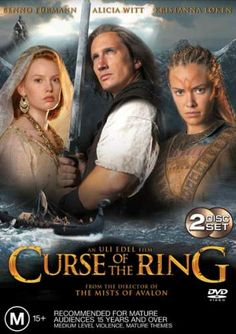 Curse of the Ring (2004) Hindi Dubbed [DVDRip]