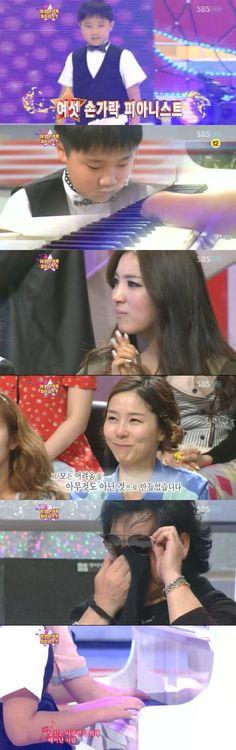 Six-fingered pianist Kim Tae Hoo amazes everyone on Star King #allkpop