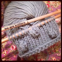 Work in Progress | Learn to Knit Bobbles with Popcorn Stitch