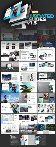 Buy 2017 Project Presentation Template by BrandEarth on GraphicRiver. OVERVIEW Flat, Clean, Minimalist, Elegant and Flexible PowerPoint Presentation Template, perfect for presentation co. Business Plan Presentation, Project Presentation, Presentation Skills, New Year Is Coming, Powerpoint Presentation Templates, Layout Inspiration, Pick One, Color Themes, Business Planning