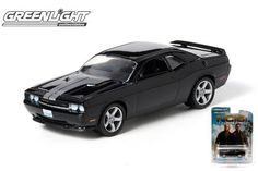 GreenLight Hollywood Series: 2009 Dodge Challenger NCIS: Los Angeles 1:64 Scale