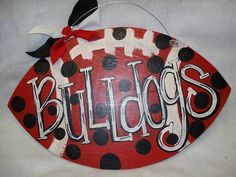 UGA Football Season! I want this one!!